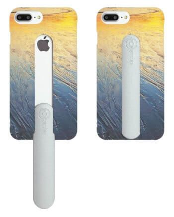 Eco friendly Iphone case wih a handle