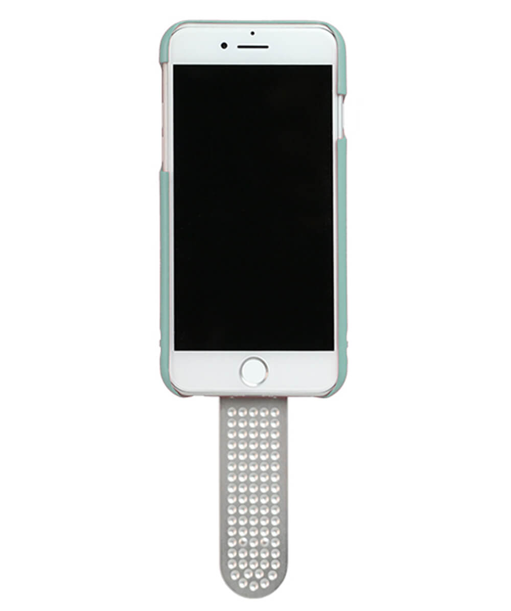 Eco friendly Iphone case with a handle