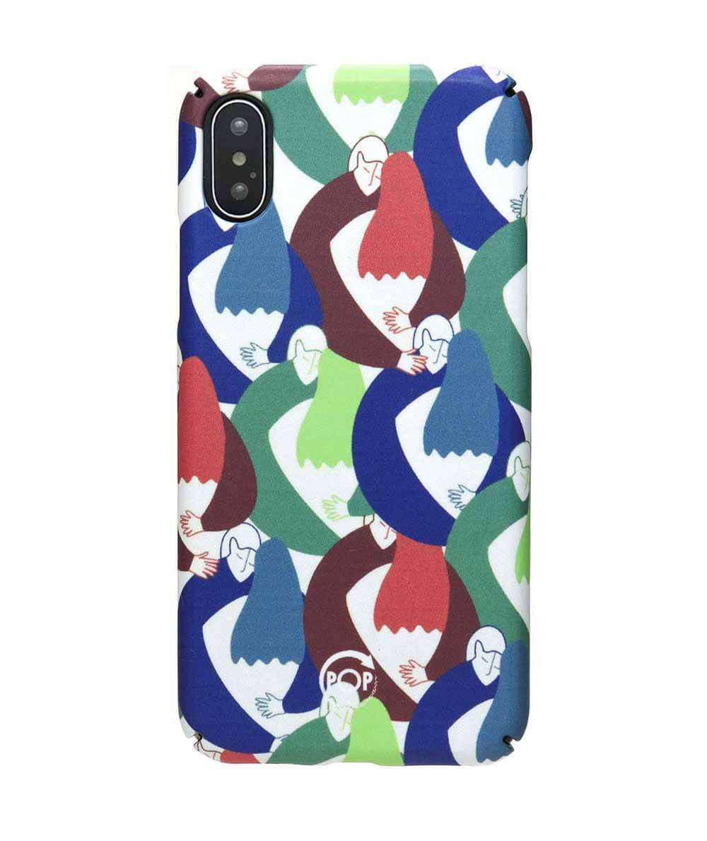 Eco friendly Iphone case WITH WARM HUGES