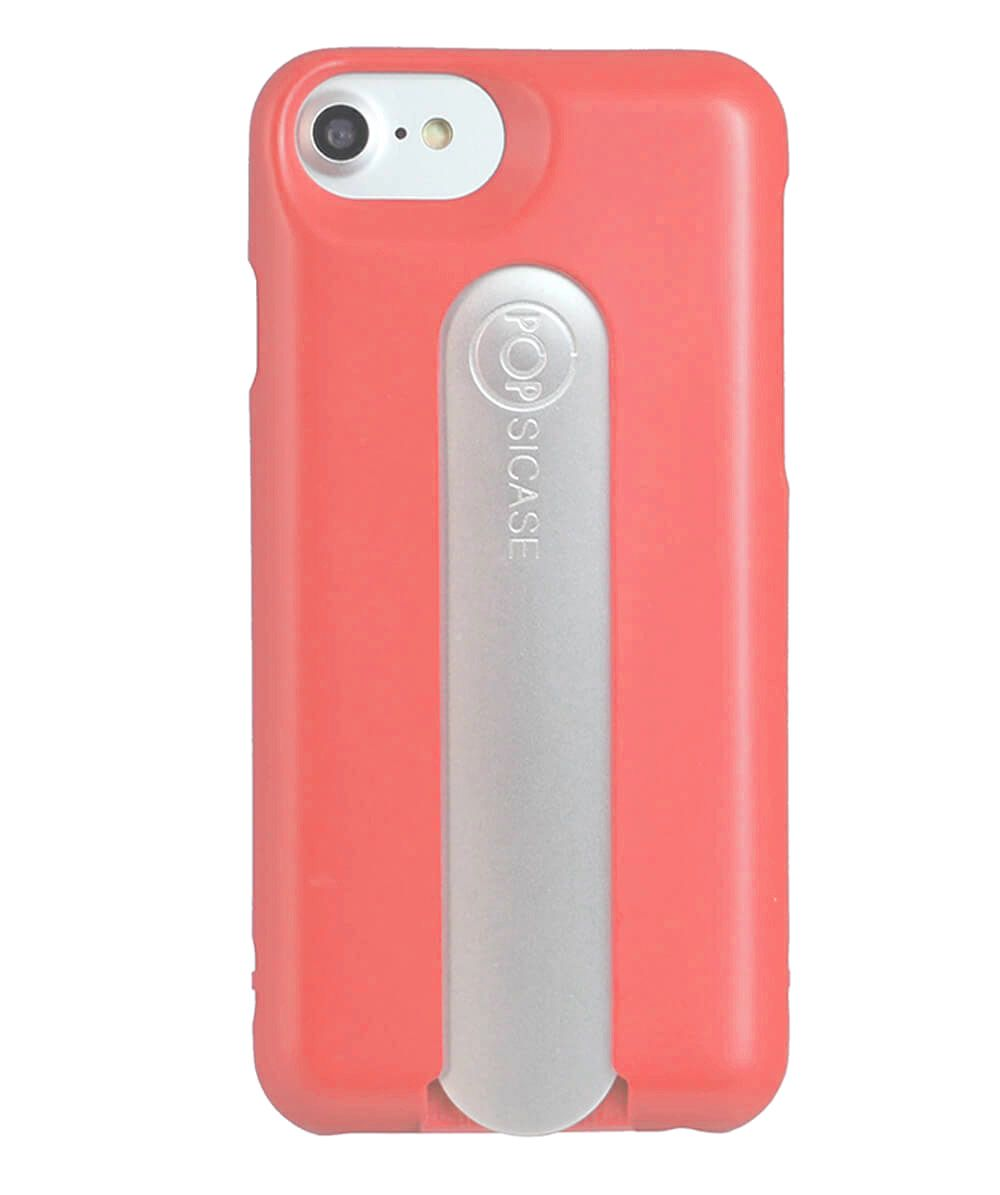 Eco friendly Iphone case with handle Coral